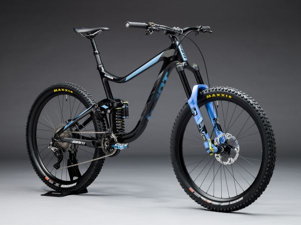 Giant Factory Off-Road Team Bikes Are Ready to Race!