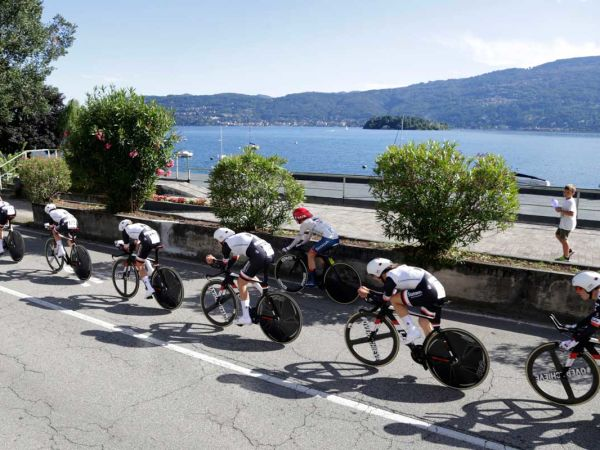 Team Sunweb Women's TTT Featured After Giro Rosa Win!