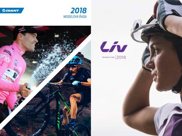 Katalog Giant & Liv 2018: prohlížejte, stahujte!