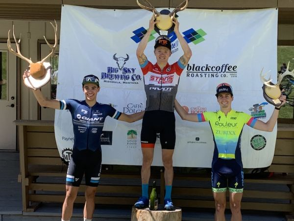 Paton Lands Podium at Missoula Pro XCT!