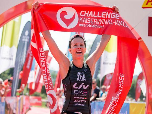 Radka Kahlefeldt Victorious at Challenge Walchsee!