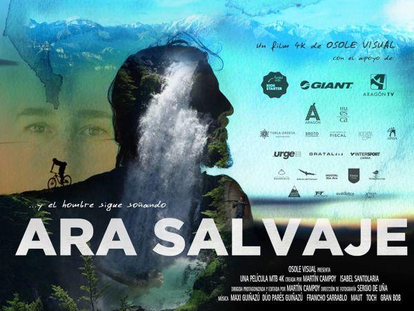 Ara Salvaje se estrena en San Sebas...