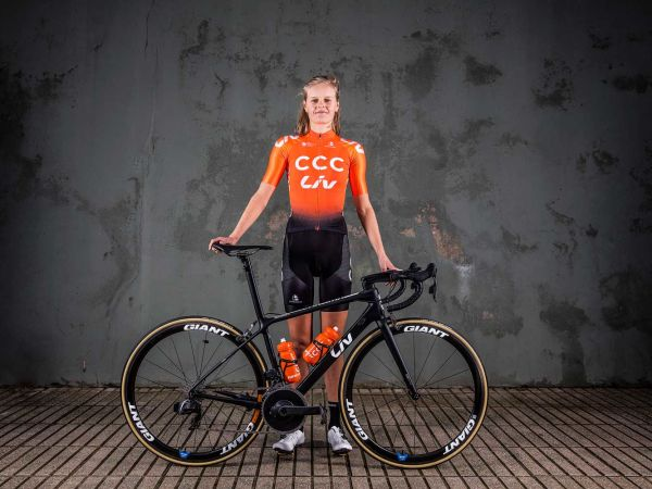 CCC-Liv Team Unveils Competition Kit