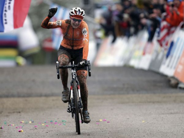 Bronze for Brand at CX World Championships!