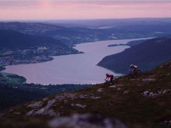 Viajar en Bici: Suecia