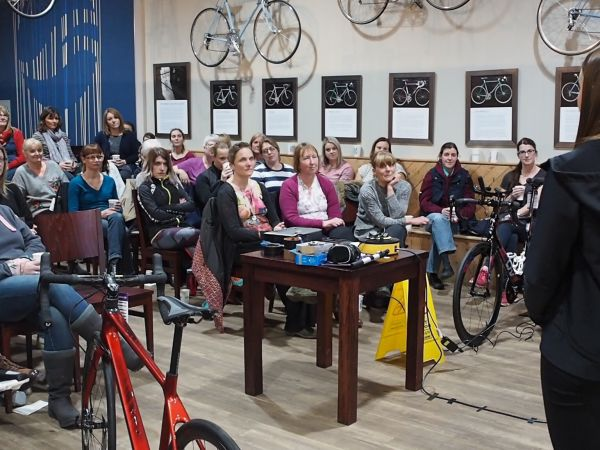 Liv Presents: Introduction to Cycling and Useful Tips with Emily Young