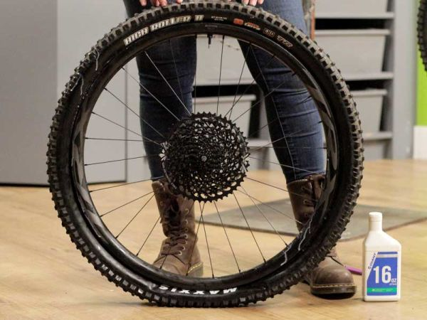 How to Fix a Flat Tire   Tubeless
