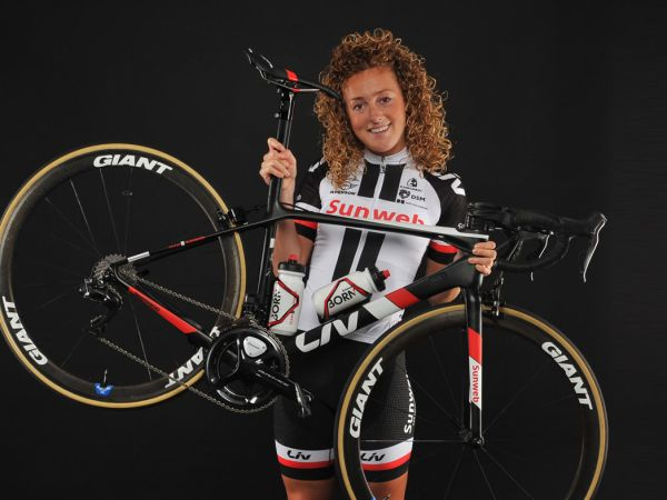 Liv Furthers Product Partnership With Team Sunweb's Women's Team!