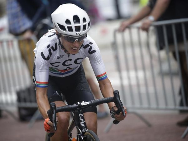 Moolman-Pasio Takes Mountain and Sprint Jerseys at Boels Ladies Tour!