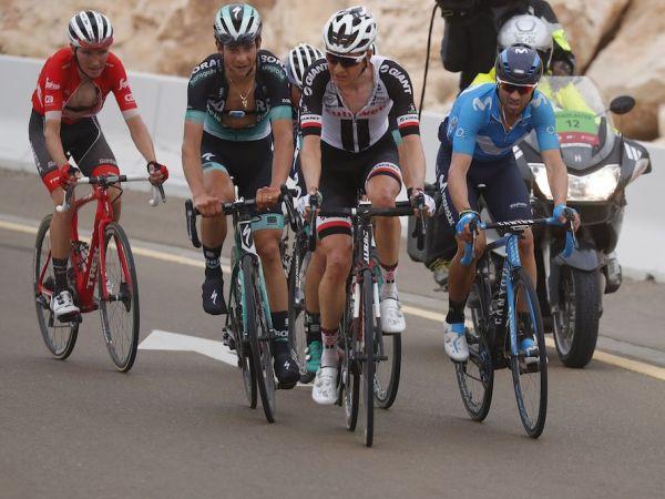 Kelderman Scores Abu Dhabi Tour Podium!