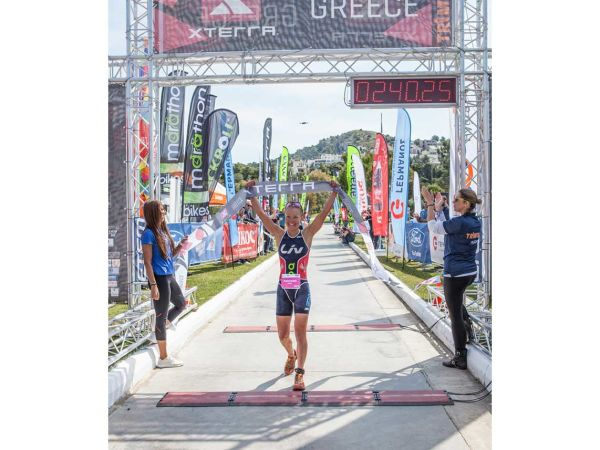 Paterson Wins Xterra Greece!