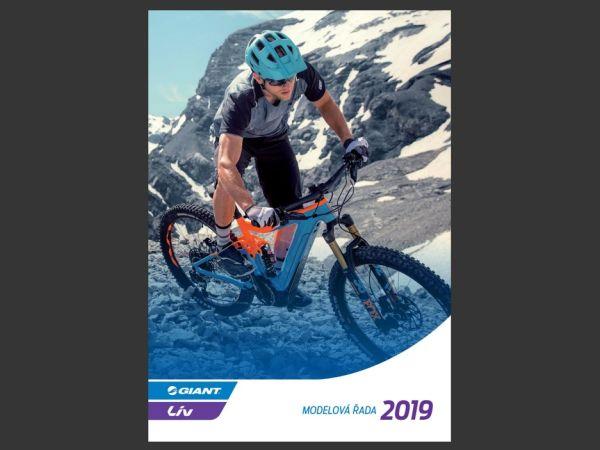 Katalog Giant & Liv 2019: prohlížej...