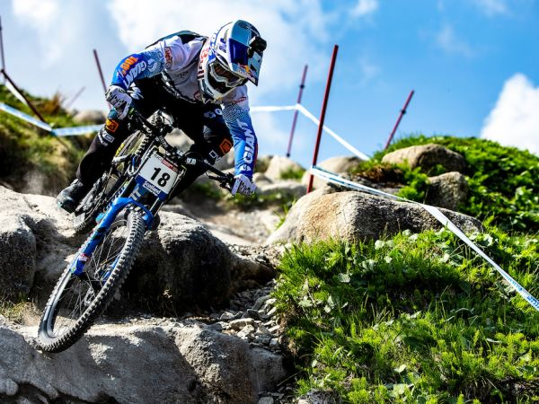 Gutierrez Scores Top-10 at Fort William World Cup!