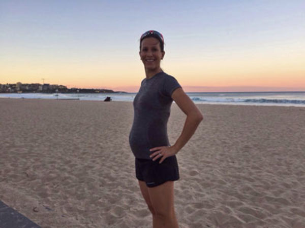 Pregnancy as a Professional Athlete