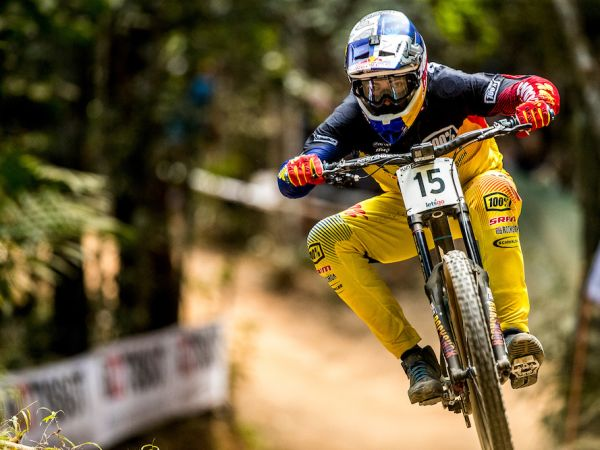 Gutierrez Scores Top-10 Finish at MTB Worlds!