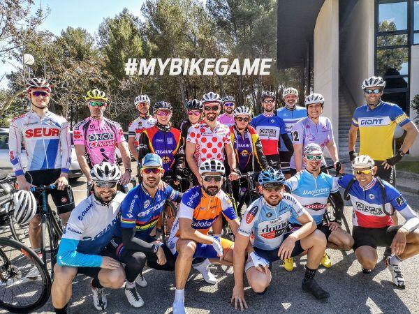 Giant France célèbre le vélo de route !