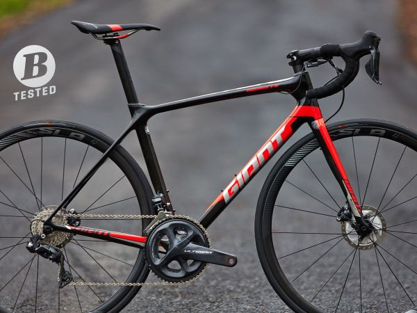 "Bicycling Praises ""Fierce"" New TCR Advanced Pro Disc!"