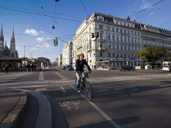 Die wichtigsten Neuerungen fürs Radfahren 2017 in Wien!