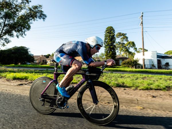 Giant Athletes Take 3 of the Top-5 at Ironman 70.3 Geelong