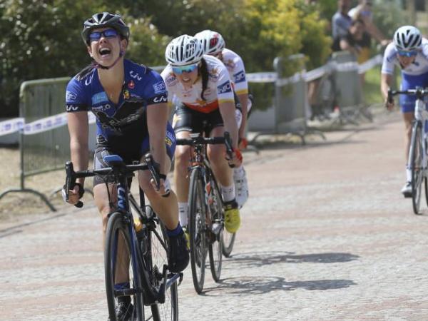 Claire Floret, Championne d'Ile de France