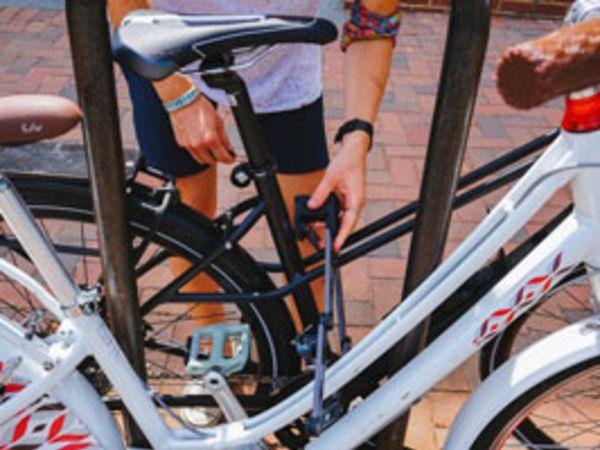 자전거 보관 방법