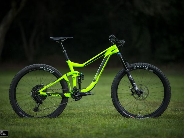 After Long-Term Test, MTB Mag Recommends Reign Advanced!