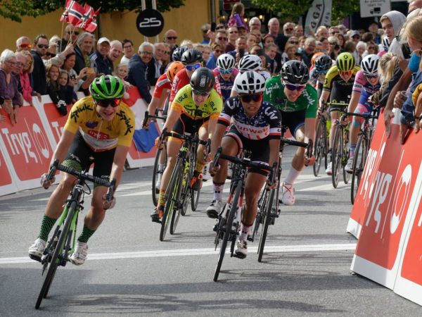 Rivera Secures Third Overall at Tour of Norway