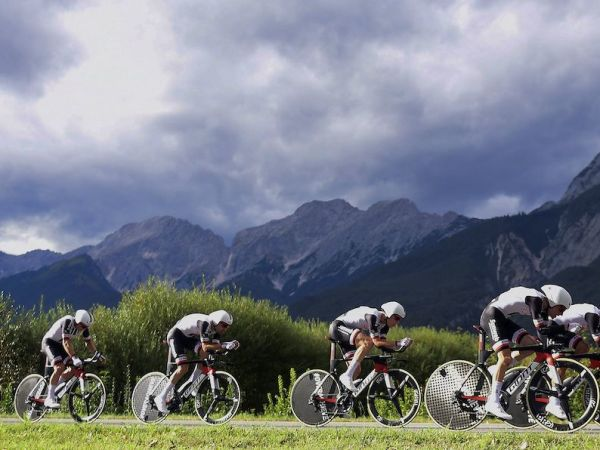 Team Sunweb Scores Silver at Road Worlds Team Time Trial!