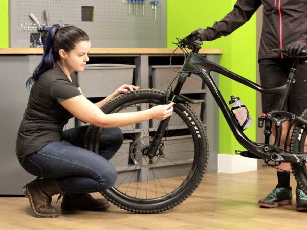 How to Set Up Mountain Bike Suspension