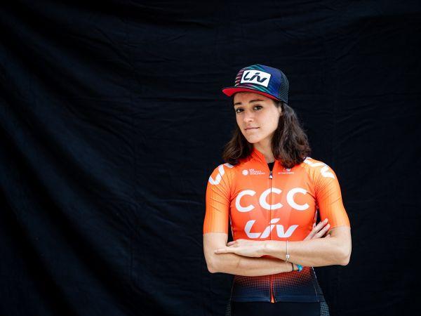 Sofia Bertizzolo nel CCC - Liv