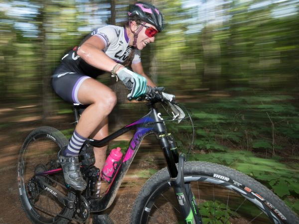 Kaysee Armstrong Finishes Second at US Marathon MTB Nationals