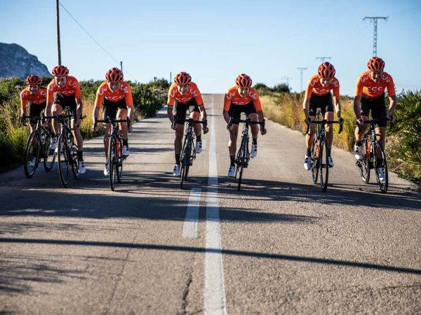 Road Season Kicks Off for CCC-Liv Team