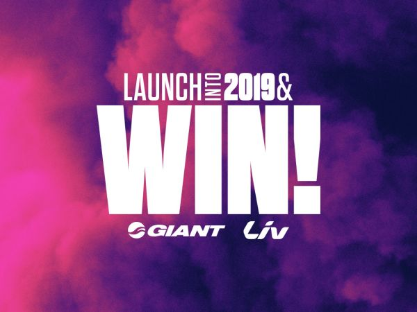 Launch Into 2019 & WIN!