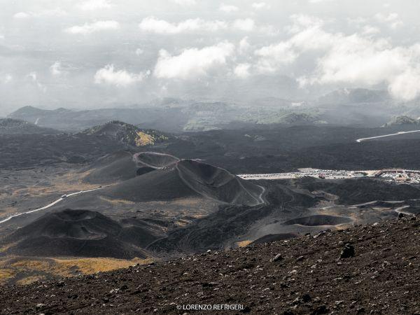 Red Alert: Vulcano Etna