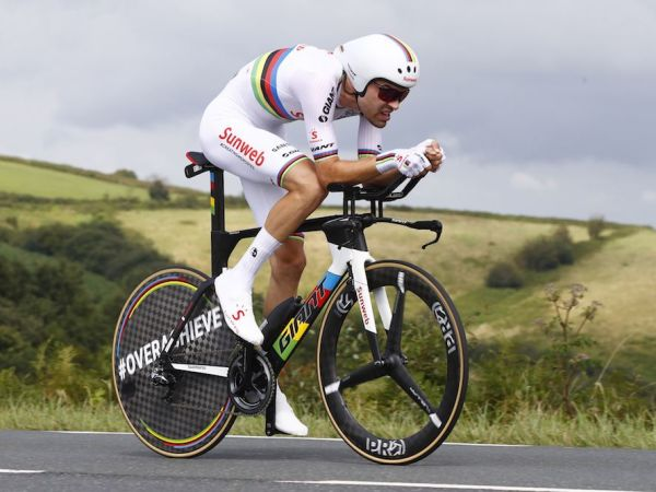 Dumoulin Wins Tour de France TT Stage 20!