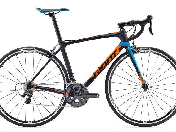 5 gwiazdek od BikeRadar dla TCR Advanced