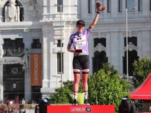 Ellen van Dijk Wins Madrid Challenge GC!