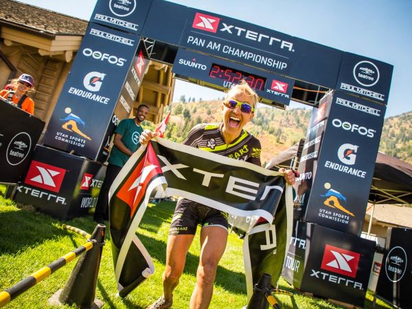 LESLEY PATERSON, XTERRA PAN AM 챔피언쉽 우승!