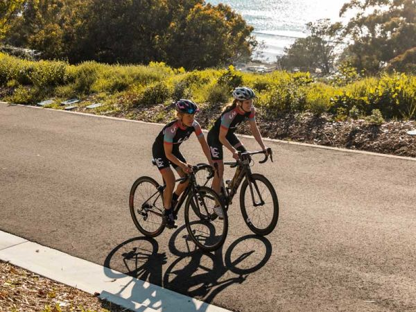 How Cycling Together Builds Strength, Skill, and Friendships