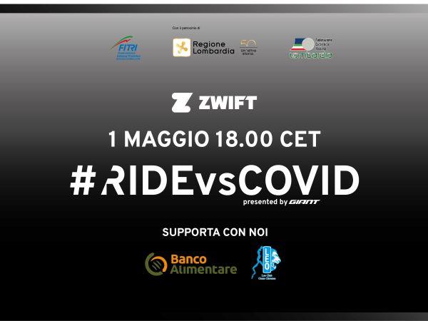#RIDEvsCOVID
