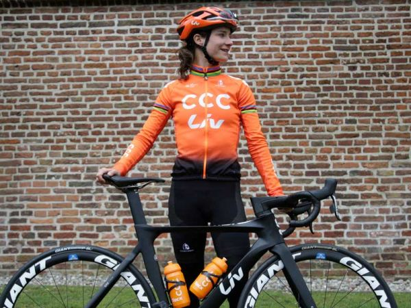Marianne Vos' EnviLiv Advanced