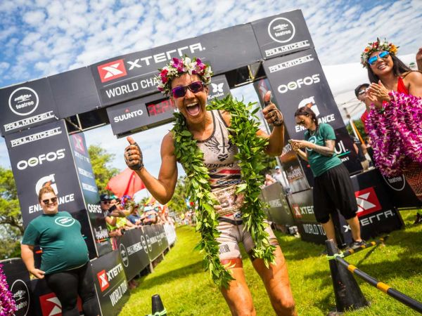 Lesley Paterson Wins Xterra World Championships!