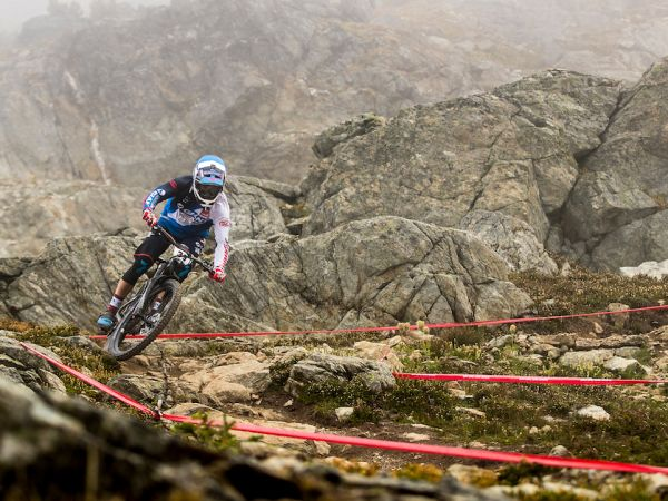 Video: Giant Factory Off-Road Team at Whistler EWS