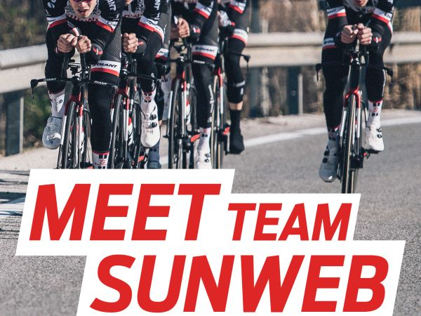 Meet Team Sunweb at Tour Down Under!
