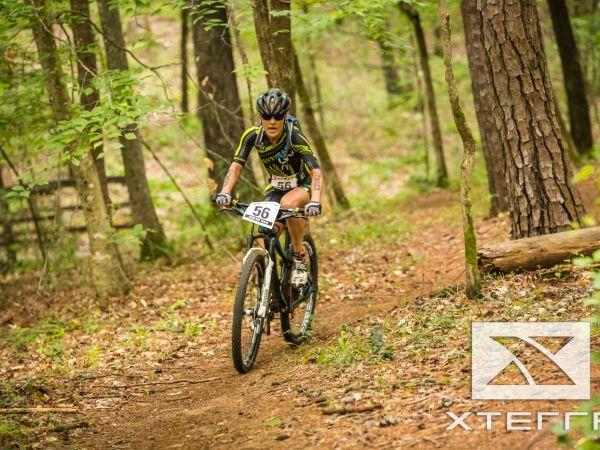 Лесли Патерсон одержала победу на Xterra Oak Mountain (Экстерра Оак Ма...