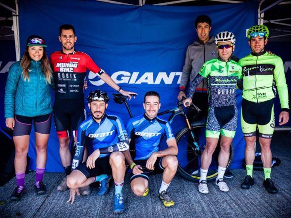 GIANT y LIV en La Rioja Bike Race 2018