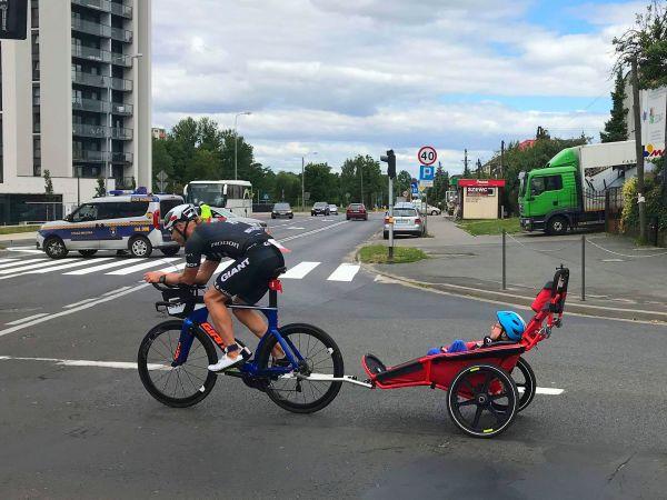 Fizjotriterapia - relacja ze startu w SuperLeague Triathlon w Poznaniu