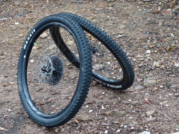 "Singletrack: New TRX Trail Wheels ""..."