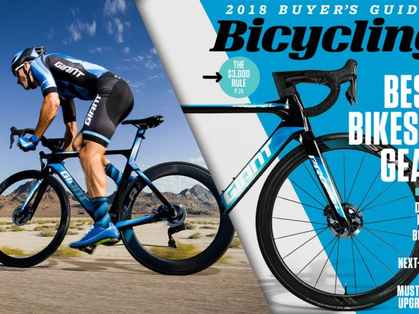 Bicycling: Propel Advanced SL Disc is Class-Leading Aero Road Bike!