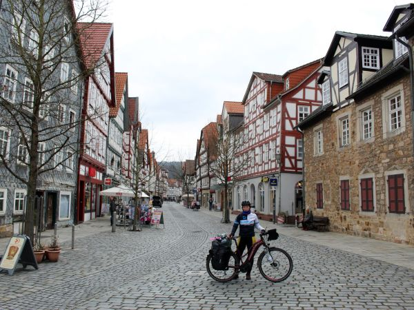 Electric Bike Travel Guide in Germa...